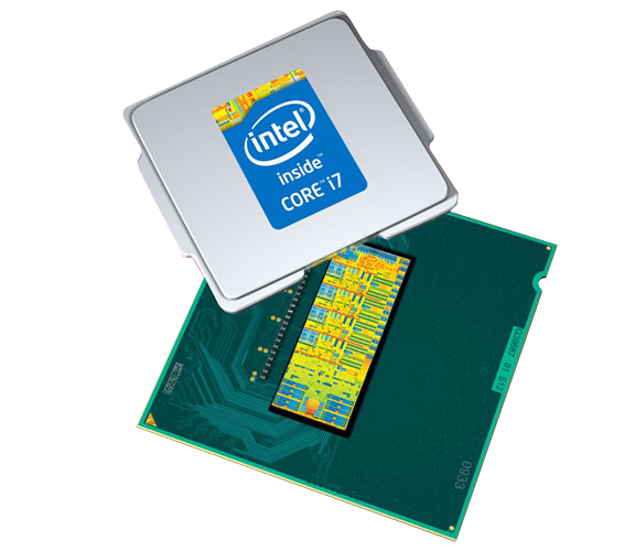 custom built computer system intel cpu