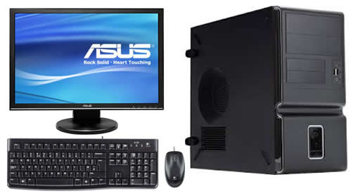 cc-h97 custom built desktop computer system