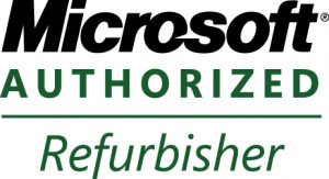 microsoft authorized refurbisher used computer systems